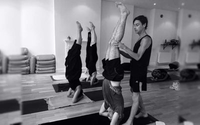 Reflections on The Role of a Yoga Teacher