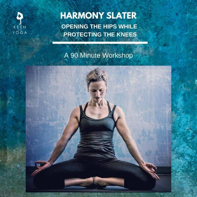 Harmony Slater asthtanga yoga Workshop Video