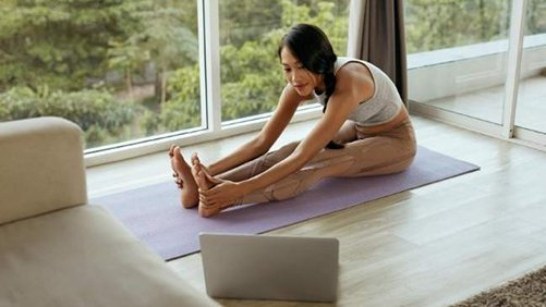 Online Private 1 to 1 yoga