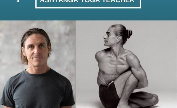 Petri Raisenen Ashtanga Yoga Podcast Graphic